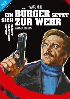 Ein Bürger setzt sich zur Wehr (1974) (Filmart Polizieschi Edition, Kinoversion, Limited Edition, Uncut, Blu-ray + DVD)