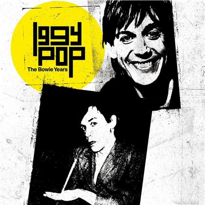 Pop Iggy - 1977 (The Bowie Years) (Limited Boxset, 7 CDs)