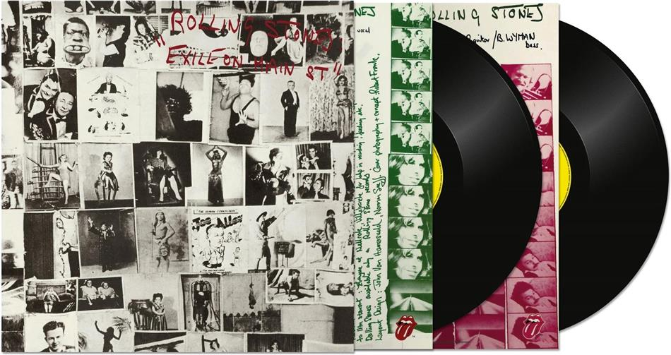 The Rolling Stones - Exile On Main Street (2020 Reissue, 2009 Remaster, Half Speed Master, 2 LPs)