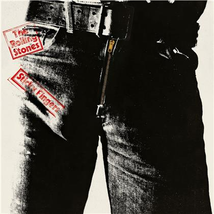 The Rolling Stones - Sticky Fingers (2020 Reissue, Half Speed Master, Universal, LP)