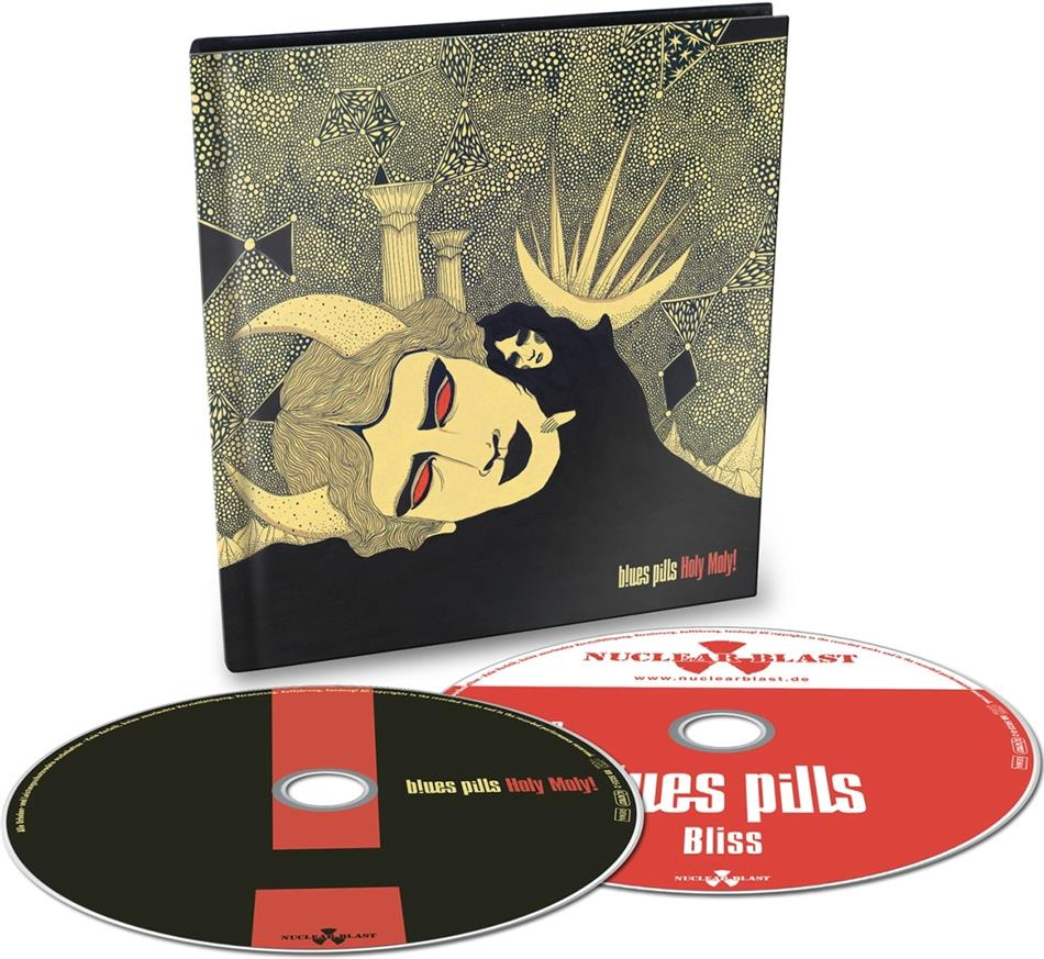 Blues Pills - Holy Moly! (Limited Mediabook Edition, Deluxe Edition, 2 CDs)