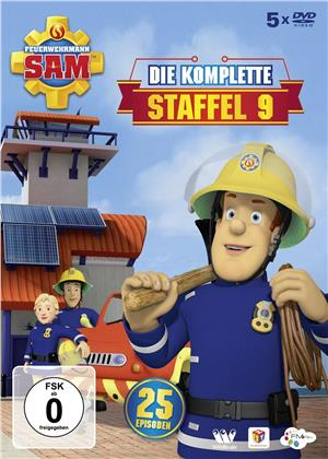 Feuerwehrmann Sam - Staffel 9 (5 DVDs)