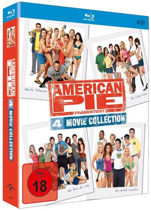 American Pie - 4 Movie Collection (4 Blu-rays)