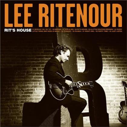 Lee Ritenour - Rit's House (Coast To Coast, 2 LPs)