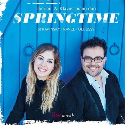 Iberian & Klavier Piano Duo & Claude Debussy (1862-1918) - Springtime
