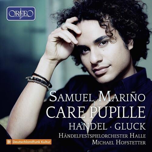 Samuel Marino, Georg Friedrich Händel (1685-1759) & Christoph Willibald Gluck (1714-1787) - Care Pupille