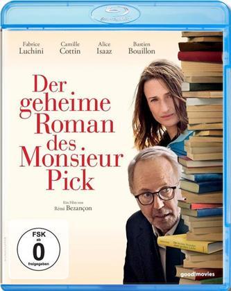 Der geheime Roman des Monsieur Pick (2019)