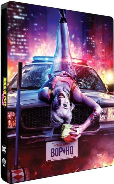 Birds of Prey - Et la fantabuleuse histoire de Harley Quinn (2020) (Limited Edition, Steelbook, 4K Ultra HD + Blu-ray)