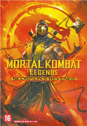 Mortal Kombat Legends - Scorpion's Revenge (2020)