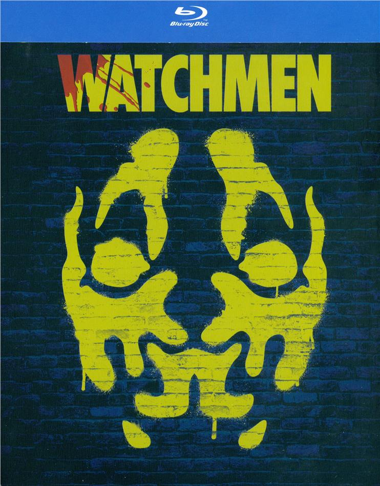 Watchmen - La série HBO (Limited Edition, Steelbook, 3 Blu-rays)
