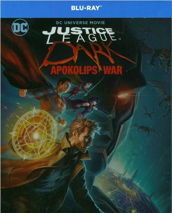 Justice League Dark: Apokolips War (2020) (Steelbook)