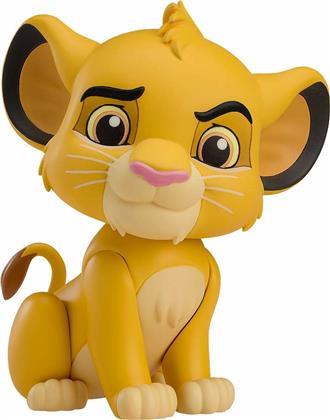 Good Smile Company - The Lion King Simba Nendoroid Action Figure