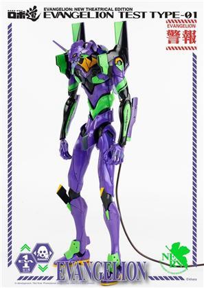 Threezero - Robo-Dou Evangelion Test Type-01 Collectible