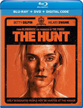 The Hunt (2020) (Blu-ray + DVD)