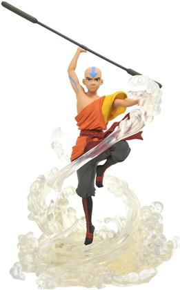 Diamond Select - Avatar Gallery Aang Pvc Statue