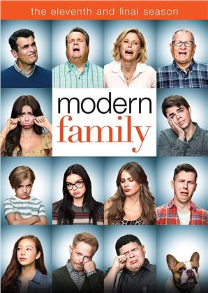 Modern Family - Season 11 - The Final Season (3 DVDs)
