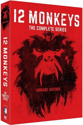 12 Monkeys - The Complete Series (8 DVDs)