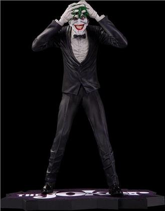 DC Collectibles - Joker - Clown Prince Of Crime by Brian Bolland Statue