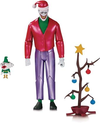 DC Collectibles - Batman The Animated Series: Christmas with the Joker AF