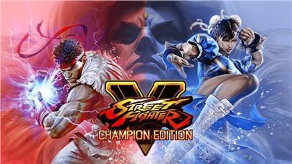 Street Fighter 5 - OST - Game (Champion Edition, Japan Edition)