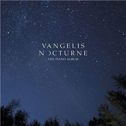 Vangelis - Nocturne (2020 Reissue, Decca, 2 LPs)