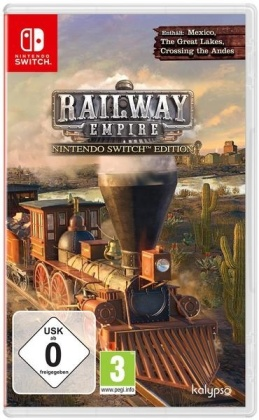 Railway Empire (Switch)