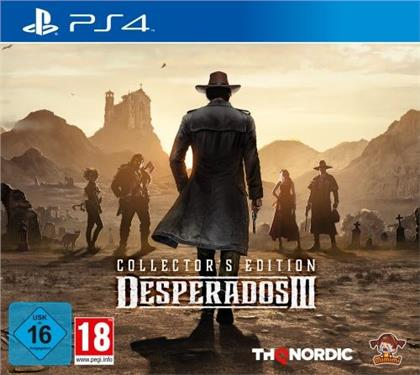 Desperados 3 (Édition Collector)