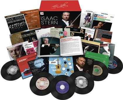 Isaac Stern - Complete Collection (75 CDs)