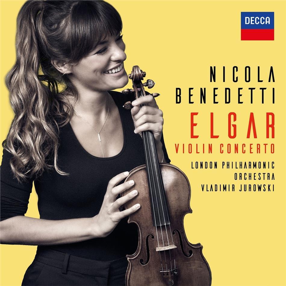 Sir Edward Elgar (1857-1934), Vladimir Jurowski (1915-1972), Nicola Benedetti & The London Philharmonic Orchestra - Violin Concerto