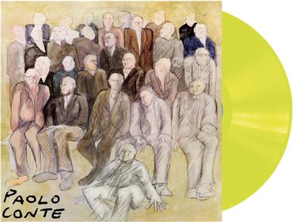 Paolo Conte - --- (2020 Reissue, BMG Rights, LP)
