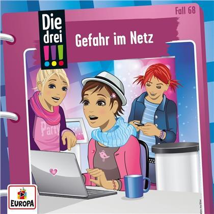 Die Drei !!! - 068/Gefahr im Netz