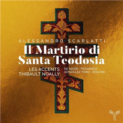 Alessandro Scarlatti (1660-1725), Thibault Noally & Les Accents - Il Martirio Di