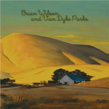 Brian Wilson & Parks Van Dyke - Orange Crate Art (2020 Reissue, Omnivore Recordings, Remastered, 2 LPs)