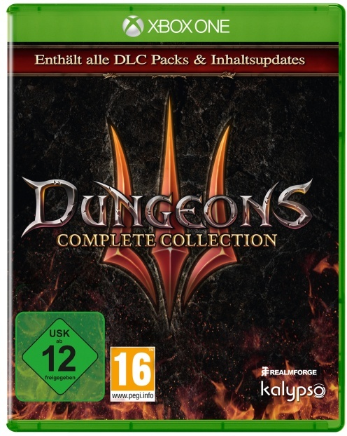 Dungeons 3 Complete Collection