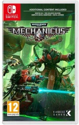 Warhammer 40,000 - Mechanicus