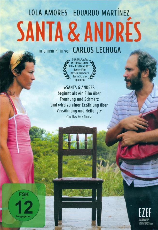 Santa & Andrés (2016) (Trigon-Film)