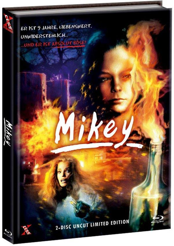 Mikey (1992) (Cover D, Limited Edition, Mediabook, Uncut, Blu-ray + DVD)