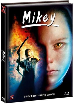 Mikey (1992) (Cover A, Limited Edition, Mediabook, Uncut, Blu-ray + DVD)