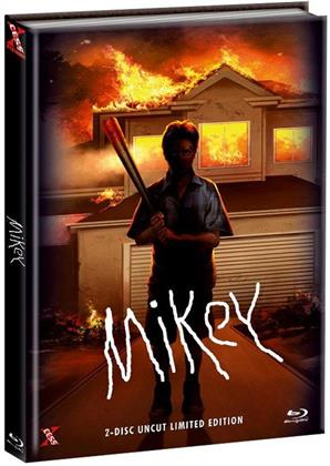 Mikey (1992) (Cover C, Limited Edition, Mediabook, Uncut, Blu-ray + DVD)