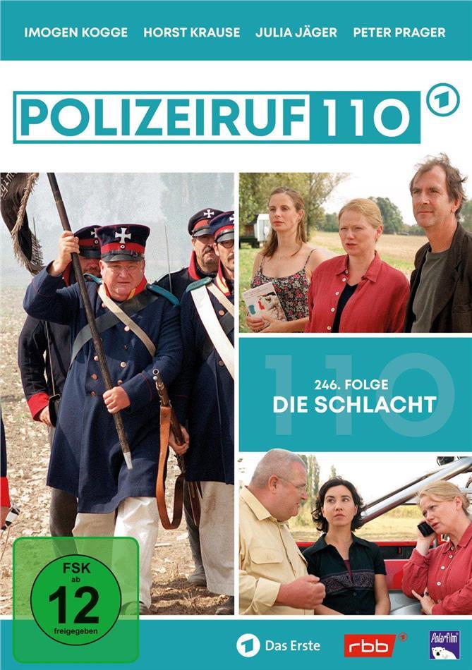 Polizeiruf 110 - Die Schlacht - Folge 246