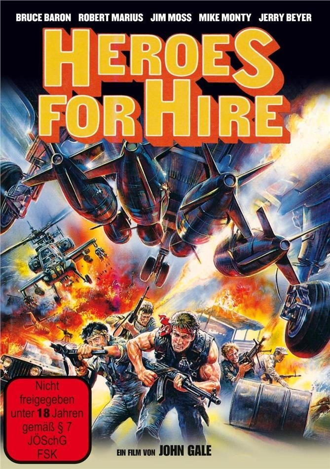 Heroes for Hire (1984)
