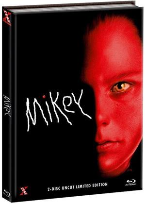 Mikey (1992) (Cover B, Limited Edition, Mediabook, Uncut, Blu-ray + DVD)