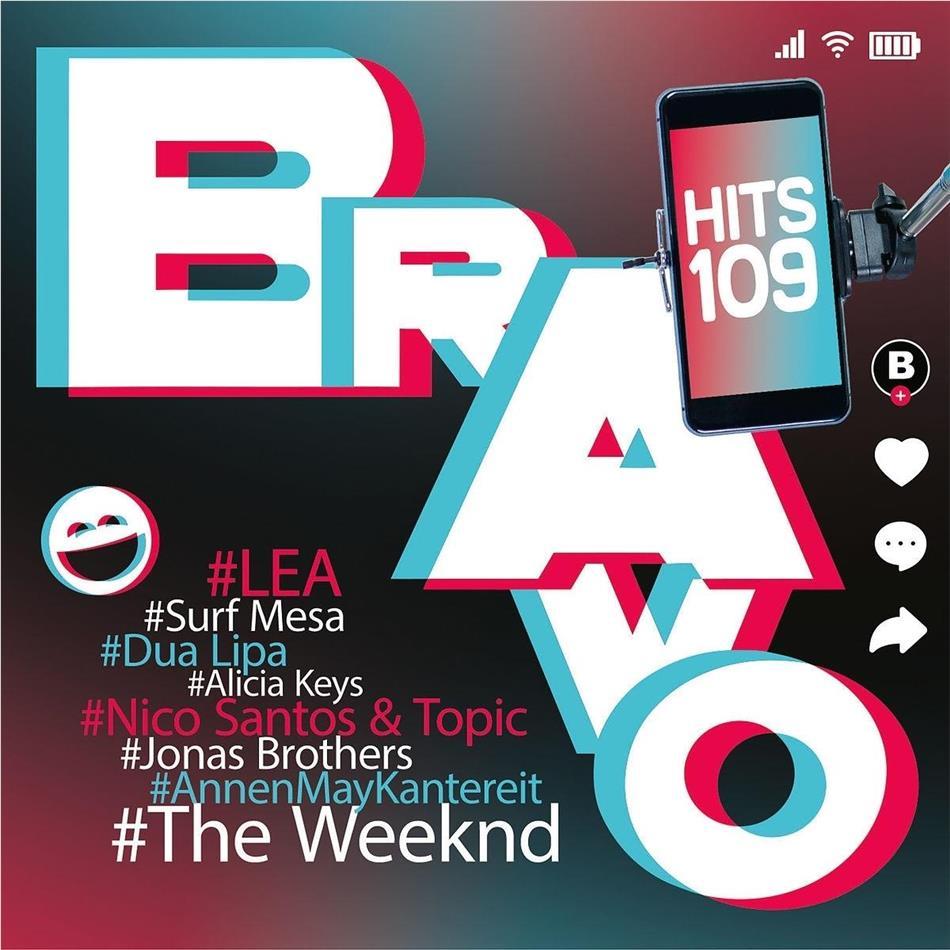 Bravo Hits Vol. 109 (2 CDs)