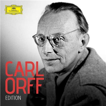 Carl Orff (1895-1982) - Carl Orff (125th Anniversary Edition, 11 CDs)