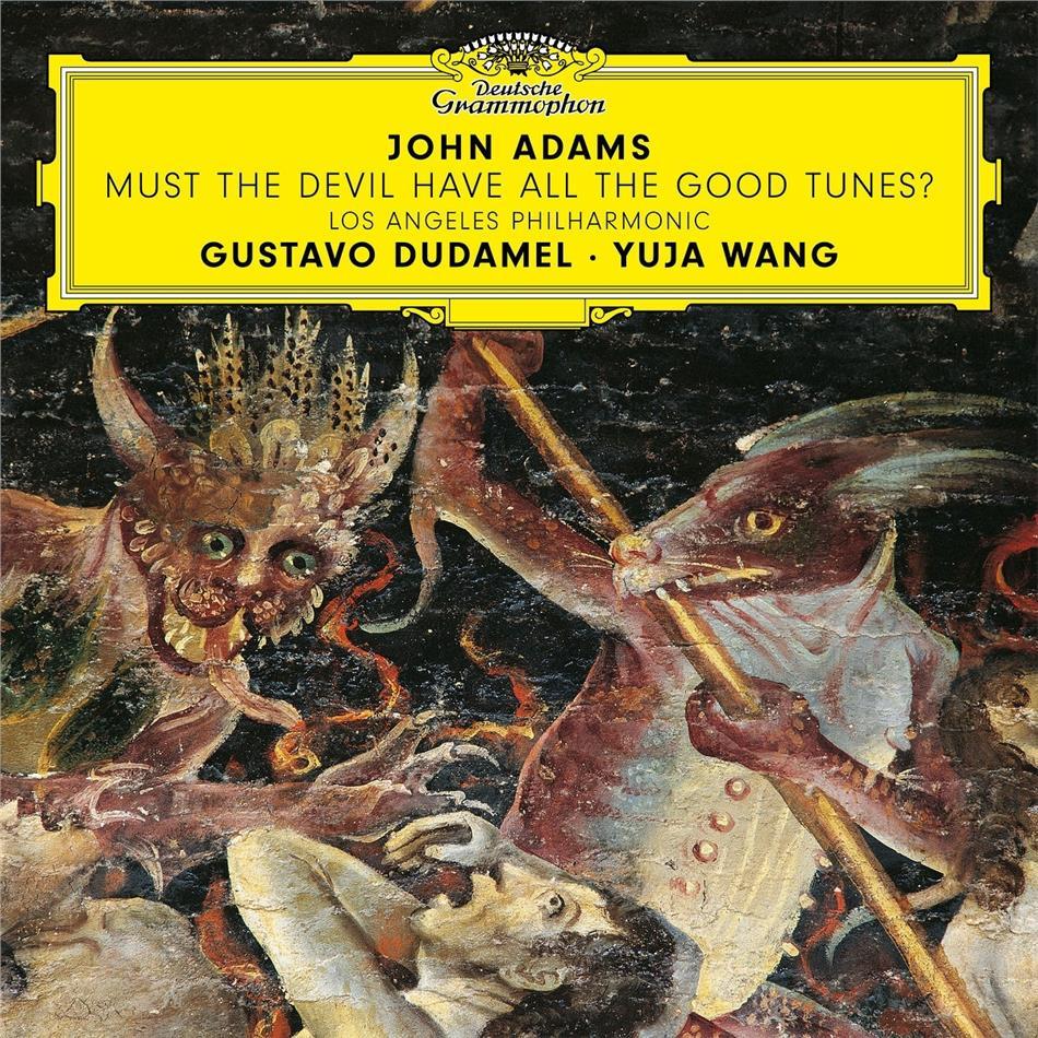 John Adams (*1947), Gustavo Dudamel, Yuja Wang & Los Angeles Philharmonic - Must the Devil Have All the Good Tunes? (LP)