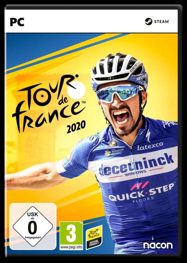Tour de France 2020 (German Edition)