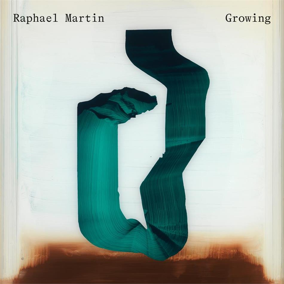 Raphael Martin - Growing (LP)