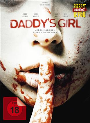 Daddy's Girl (2018) (Limited Edition, Mediabook, Uncut, Blu-ray + DVD)