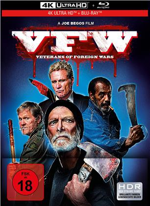 VFW - Veterans of Foreign Wars (2019) (Collector's Edition Limitata, Mediabook, 4K Ultra HD + Blu-ray)