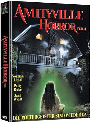 Amityville Horror - Teil 4 (1989) (Super Spooky Stories, Limited Edition, Mediabook, 2 DVDs)